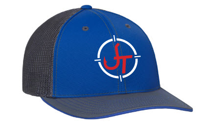 d787cc80f6f JT Fitted Mesh Baseball Cap - JT Outdoor Products