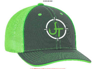 Green Cap with Logo
