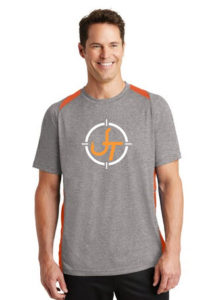 Orange T with Logo